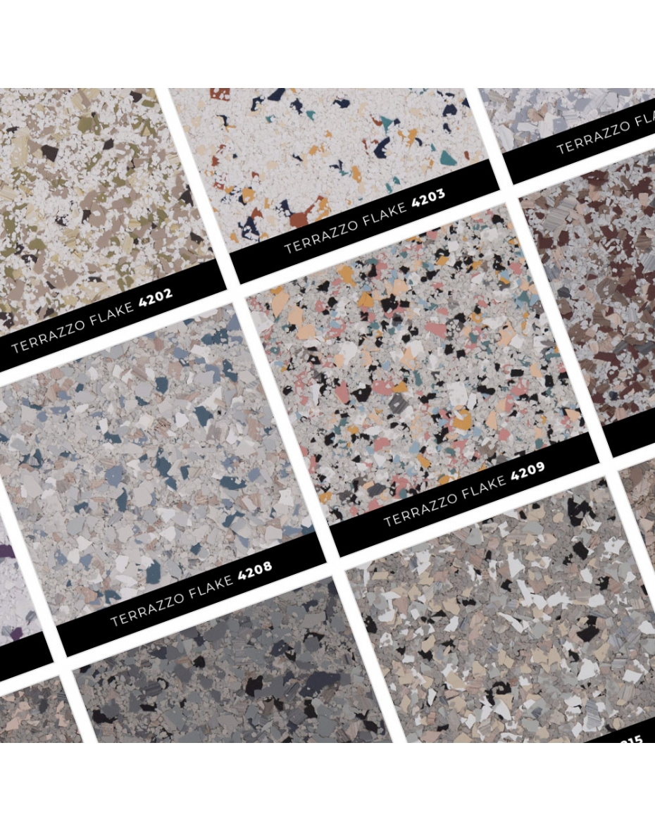 Terrazzo Flake Collection